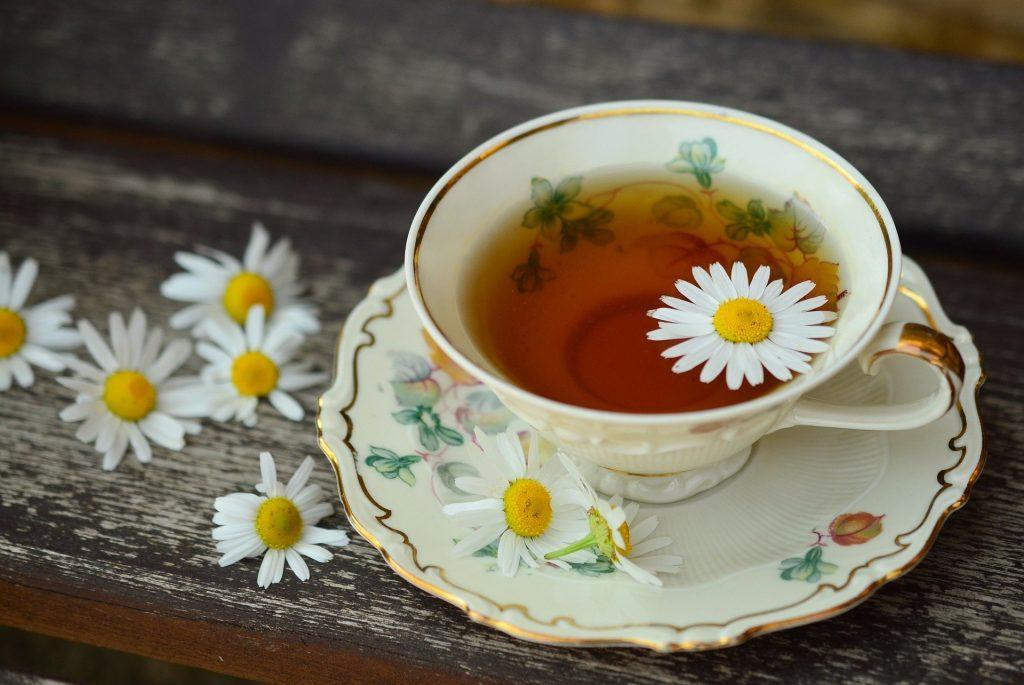 紅茶 マーガレット