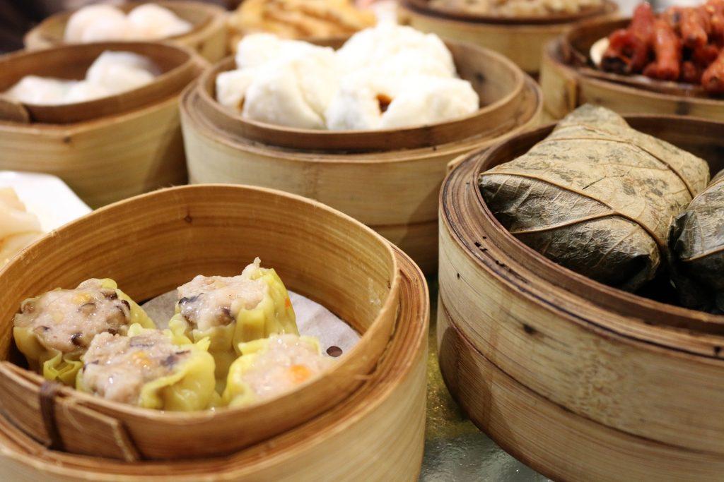 中華料理 ちまき シュウマイ