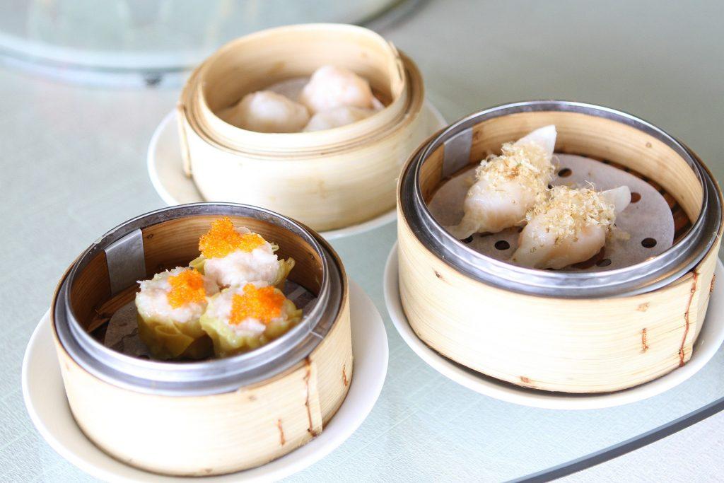 中華料理 シュウマイ