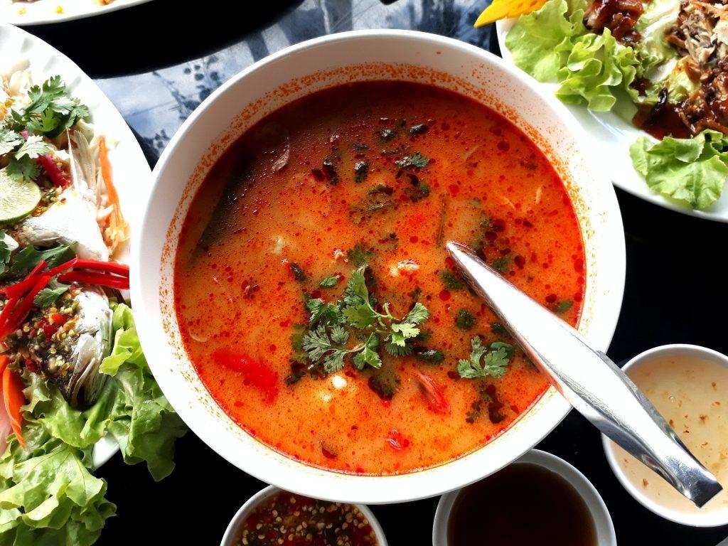 中華料理 スープ