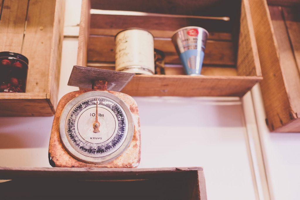 計り キッチン