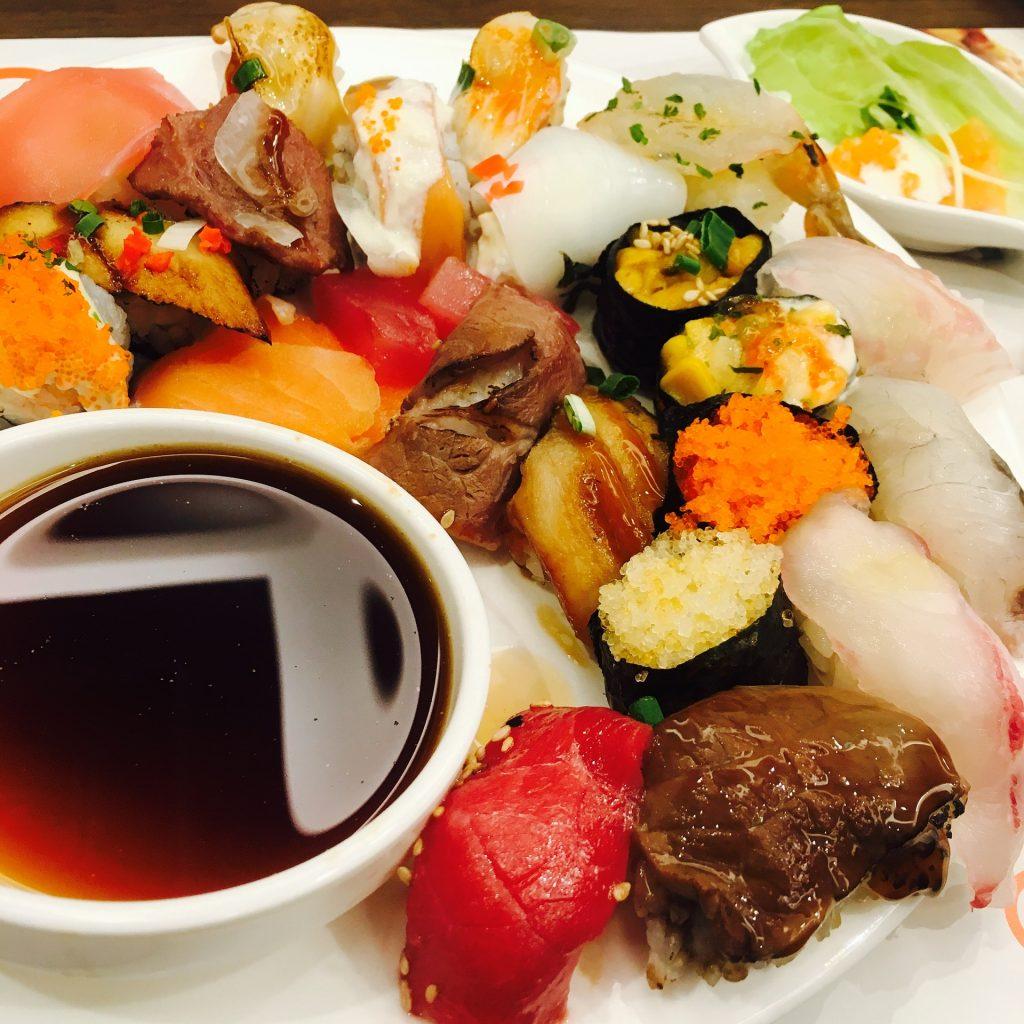 寿司 醤油