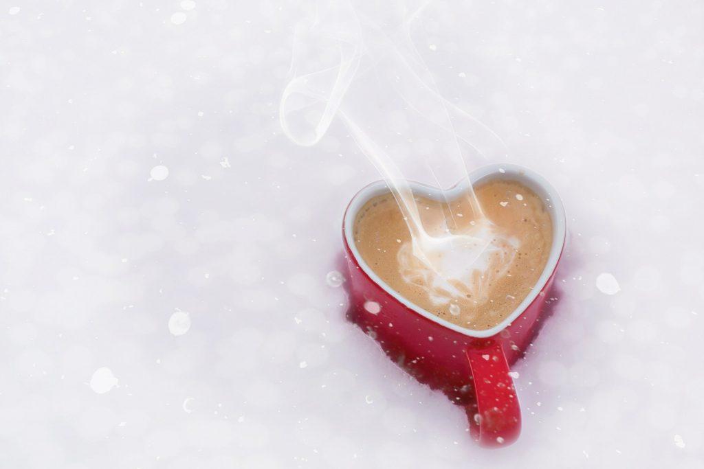 冬 コーヒー